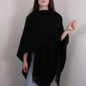 Wool Touch Cape